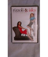 Rizzoli & Isles The Complete Second Season on DVD - Used but Good Condition - $8.99