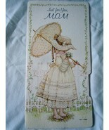 Vintage American Greetings Holly Hobbie Mother's Day Card 1980 - $5.99