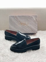 ✨New Sarto By Franco Sarto Duncan Patent Leather Loafers Womens Size 10M $149 - $70.13