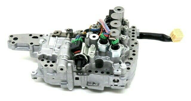 USED JF011E Trans Valve Body W / Solenoids 2007UP Sentra Rogue OEM - $139.00