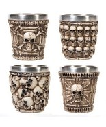 Skull shot glass 1 thumbtall