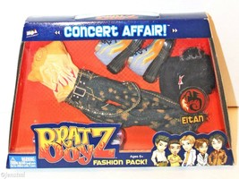 EITAN BRATZ BOYZ CONCERT AFFAIR ONE FASHION PACK BRAT BOY CLOTHING OUTFI... - $5.59
