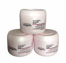 3 x L'Oreal Professional Serie Expert Vitamino Color A-Ox Masque, 6.7oz Each - $49.50