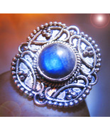 HAUNTED RING CHOOSE WHAT YOU WISH TO EMPOWER HIGHEST ORDER WITCHES MAGICK  - $207.77