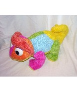"""Kohls For Kids A COLOR OF HIS OWN Chameleon Character Plush 13"""" By Leo L... - $12.96"""