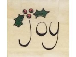 Vintage PSX Reindeer & a Joy Rubber Stamp, Set of 2 image 3