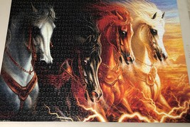 Jigsaw Puzzle 1500 Pieces The Four Horses of the Apocalypse 24 x 33 inch image 7