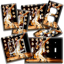 ELVIS PRESLEY PERFORMS HIPS ON STAGE LIGHT SWITCH OUTLET WALL PLATES ROO... - $10.99+
