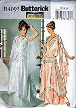 Butterick 4093 Making History Sewing Pattern - $28.70