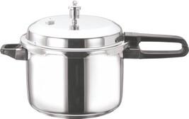 Vinod V-10L Stainless Steel Sandwich Bottom Pressure Cooker, 10-Liter - $78.84