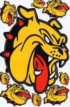 D003 Bulldog dog Sticker Decal Racing Tuning Size 27x18 cm / 10x7 inch - $3.49