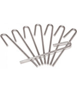 Ground Anchor Stakes, 8-Pack - $12.99