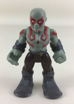 "Playskool Heroes Marvel Super Hero Adventures Draxx 3"" Figure Guardians Galaxy - $24.70"