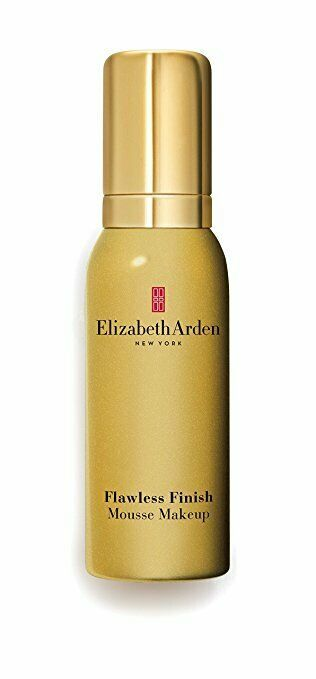 Primary image for ELIZABETH ARDEN FLAWLESS FINISH MOUSSE MAKEUP 50ML CHAMPAGNE 01 NEW