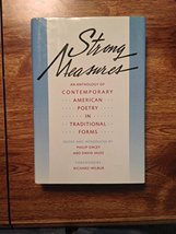 Strong Measures: Contemporary American Poetry in Traditional Forms by Philip Dac image 1