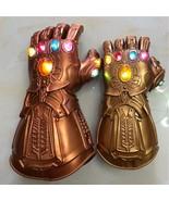 Avengers The Endgame Led Thanos Gauntlet Stones Glove Halloween Gift Cos... - $28.50