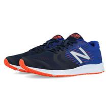 New Balance Hommes Flash V3 de Course Chaussures Légères/Baskets Bleues/Orange - $95.11