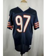 VIntage Champion Chicago Bears Jersey Chris Zorich #97 Size 44 NFL Notre... - $38.99