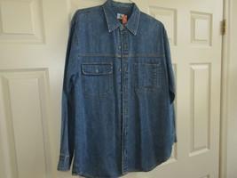 Calvin Klein Jeans , Size L , Men's Long Sleeve Shirt ,100% Cotton - $29.65