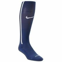 Nike Unisex Vapor III Navy Blue Soccer Socks SZ Large 8-12 (M) 822892-419 - $19.99