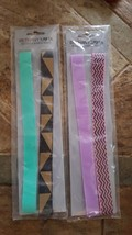 Bethany Mota Notebook Rubber Bands - 2 sets - $4.94