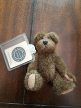 Boyd's Bears Ginnie Higgenthorpe Style #918442 Jointed and Hang Tags - $4.95