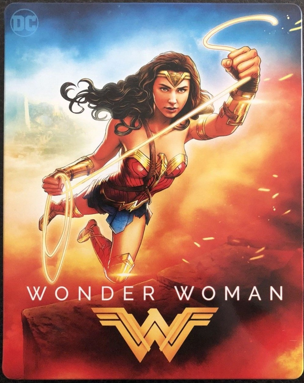 Wonder Woman Limited Edition Best Buy SteelBook (4K Ultra HD+Blu-ray)