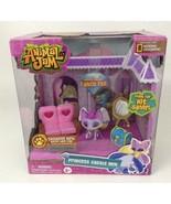 Animal Jam Game Princess Castle Den Limited Edition Fancy Fox Playset Co... - $26.68