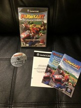Mario Kart: Double Dash (Nintendo GameCube, 2003) CIB Black Label Complete - $50.34