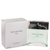 Truth By Calvin Klein Eau De Toilette Spray 3.4 Oz 402159 - $27.57