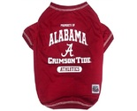 Alabama crimson tide dog tee shirt thumb155 crop