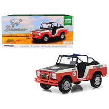 1966 Ford Baja Bronco #37 BFGoodrich 1/18 Diecast Model Car by Greenlight 19037 - $77.08