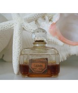 Very Old BELLODGIA Perfume by Caron~1/2 oz~RARE~Bottle Marked France~Col... - $199.99