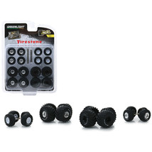 Firestone Wheel and Tire Multipack Kings of Crunch Set of 24 pieces Wheel and Ti - $6.06