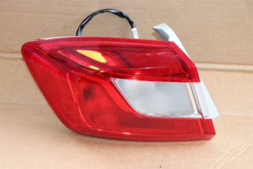 16-17 Chevy Cruze Outer Quarter Mounted Taillight Lamp Driver Left LH