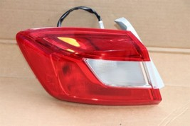 16-17 Chevy Cruze Outer Quarter Mounted Taillight Lamp Driver Left LH - $87.76