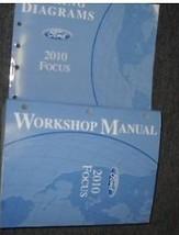 2010 Ford Focus Service Repair Shop Manual Set W Pced & Ewd 3 Book Set Oem Huge - $277.20