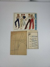 Vogue Pattern 1700 UNCUT Size 24 MISSES' Pants 1970s 5 Different Designs  - $18.50