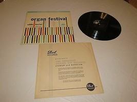 Órgano Festival Eddie Baxter Hawaiano Boda Canción LP Álbum Raro Record ... - £12.73 GBP