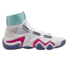 Adidas Consortium X Nice Kicks Crazy 8 ADV White/Teal/Purple DB1788 All Star - $109.95