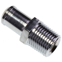 """A-Team Performance Water Pump and Intake Manifold Fitting 1/2"""" Npt to 5/8"""" Hose  image 3"""