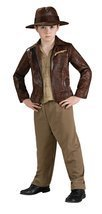 Boys Indiana Jones Deluxe Kids Child Fancy Dress Party Halloween Costume... - $35.03