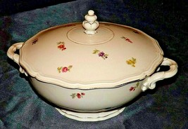 Soup Tureen with Lid by Johann Haviland Barvaria AA20-2368B Vintage - $145.95