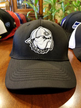 Georgetown Hoyas Basketball Fitted Cap Hat Black & White L/XL - $24.95