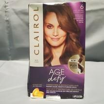 Clairol Age Defy 6 Light Brown Hair Dye 070018115515 - $13.92