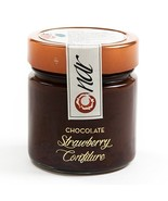 Artisanal Chocolate Confiture by NAR Gourmet - 275g - Chocolate Strawber... - $10.90