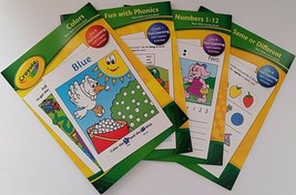 Crayola Children's Basic Skills Activity Books, Select: Book - $2.99