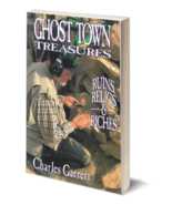 Ghost Town Treasures - $9.95