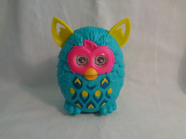 McDonald's 2013 Wobbling Furby Blue Plastic Happy Meal Toy - $1.34