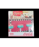 Coca-Cola Springbok Puzzle 1000 Pieces Soda Shop - BRAND NEW! - $20.29
